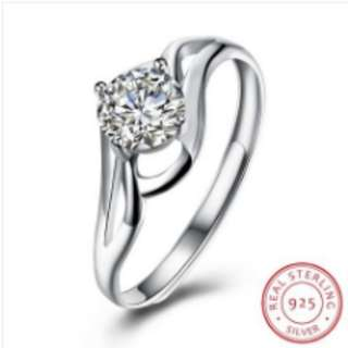 S925 Silver Ring