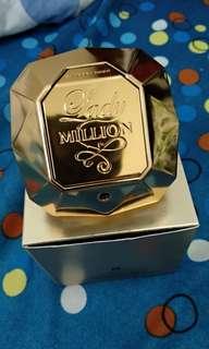 Parfum Paco Rabbane Lady Million Original