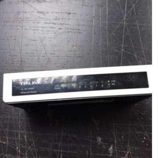 Tp-link Tl-SF1008D 8-port 10/100Mbps Desktop Switch (TL-SF1008D) #sellmygadget
