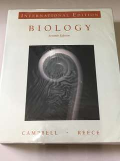 Biology 7th edition - Campbell and Reece