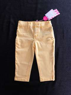 (3Y) BNWT Pumpkin Patch Pants