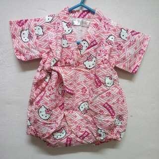 Hello Kitty Kimono Romper