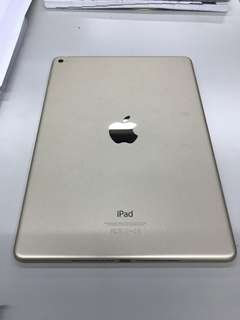 (Reduced) iPad Air 2 WiFi 128GB Gold (slightly negotiable)