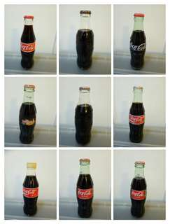 Coke Bottles Collections (27)