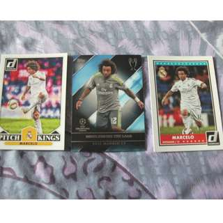 Marcelo Panini/Topps trading cards for sale/trade