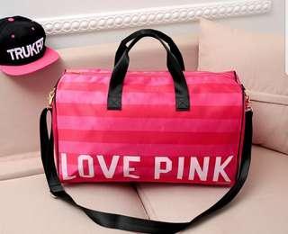 FREE POS Victoria's Secret Travel/Gym Bag