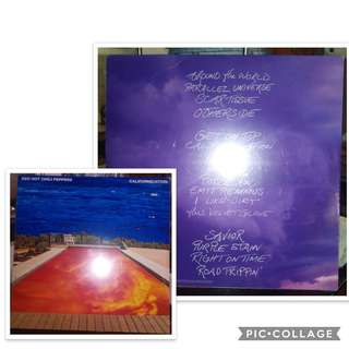 Red Hot Chili Peppers Califonication LP