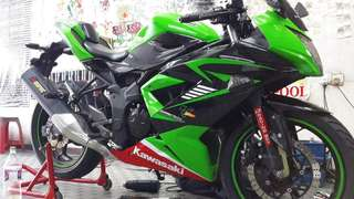 Kawasaki Ninja 250SL Original Fairing