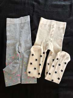 (2-3Y) Mark & Spencer Tights