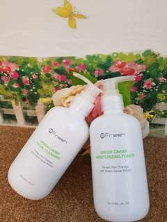 efresh Green Caviar Cleansing