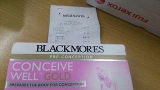 Blackmores Conceive Gold