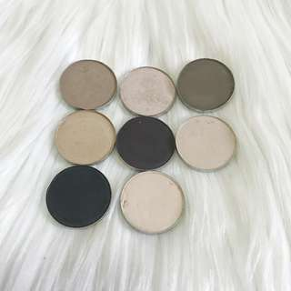 Morphe makeup geek eyeshadow