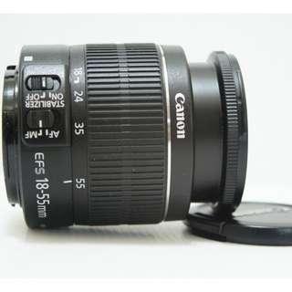 [改鏡服務] 改Canon EFS 18-55mm IS KIT 全幅機使用(IS I&II代 & STM 皆可改)