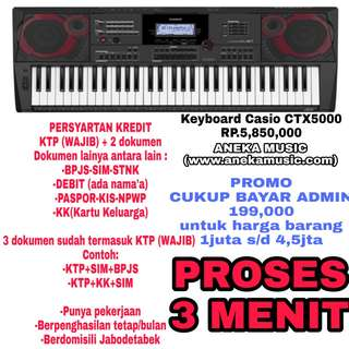 Casio CTX5000