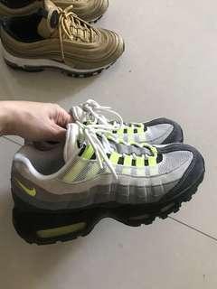 🚚 Nike air max 95 OG 24cm
