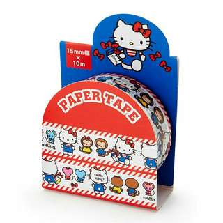 Hello Kitty 紙膠帶
