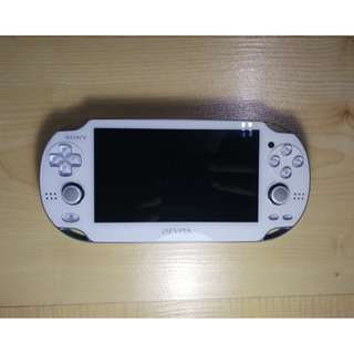 PS Vita Limited Edition (1st gen, white)