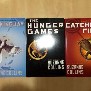 REPRICED❗️The Hunger Games Trilogy