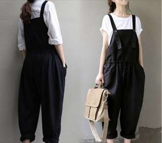 Japanese style jumpsuit