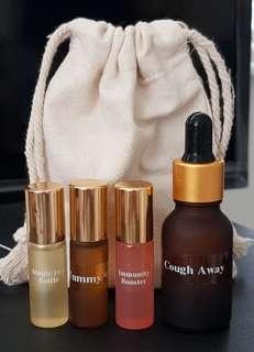 Oilmazing Natural Remedies