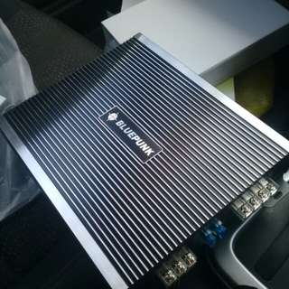 Power amp 2 channel