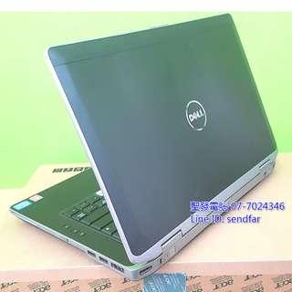 鋁鎂合金高效商務機 DELL E6430S i5-3360M 4G 750G DVD 14吋筆電◆聖發二手筆電◆