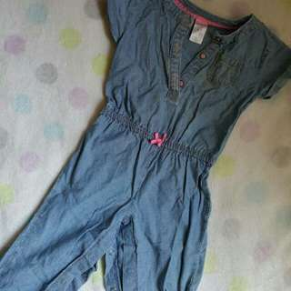 !! Reduced!! Carter's Jumpsuit 12mo