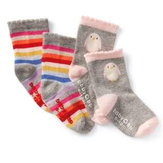 BabyGAP Print Socks (2-pack) BNWT