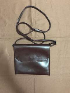 INSTOCK | brown sling bag