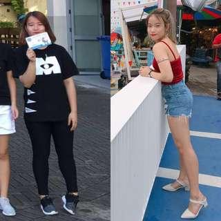 人生最後一次減肥🙄