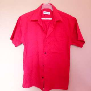 Portside red polo