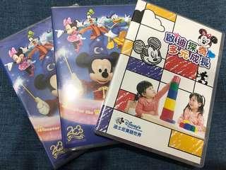迪士尼美語世界體驗裝