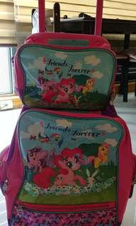 Stroller bag school mlp