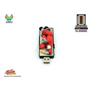 "[PRE ORDER] BigboystoysStreet Fighter - ""You Lose"" 32GB USB Flash Drive - M. Bison"