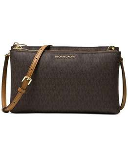 Michael kors adele crossbody with tag