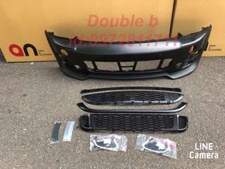 Double b MINI COOPER S R53 R56 前保桿 原廠1:1比例 完美品質 外銷A級品 密合度超優