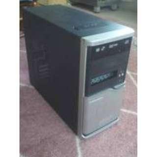 intel四核心Q8400-2.66GHZ小機殼-電腦主機