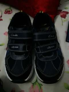 Nearly new clark 7.5 uk
