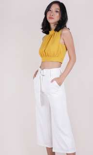 The tinsel rack sophie cropped top