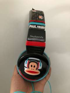 Original Paul Frank Headphones