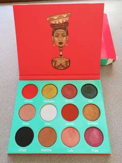 Juvia's Place The Saharan Palette