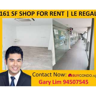 161 sf shop for rent at Central Geylang