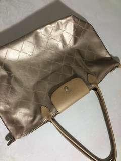 Longchamp Platinum Gold