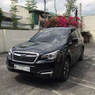 2017 Subaru Forester FOR SALE RUSH