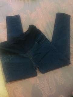 Maternity pants (jeans)