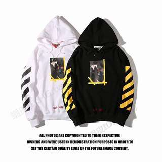 [PO] Off White Hoodie Authentic