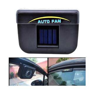 Auto Cool Ventilation System