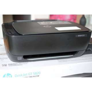 HP DeskJet GT 5820 All in One Wireless Photo Document Printer M2Q28A