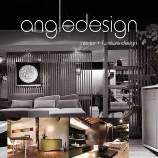 室內設計, 裝修, 訂造傢俬