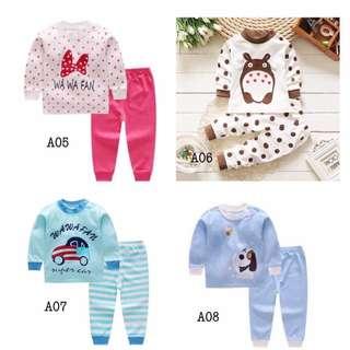 Cute Brand New Girls & Boys Pyjamas